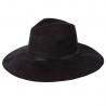 Sombrero Pieces Black Bella