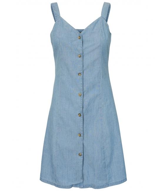 Vero Moda Samantha vestido azul claro sin mangas casual