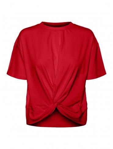 Noisy May Wella camiseta roja