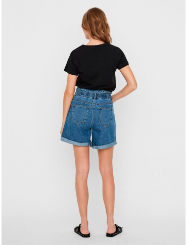 Noisy May Lyra Shorts vaquero denim