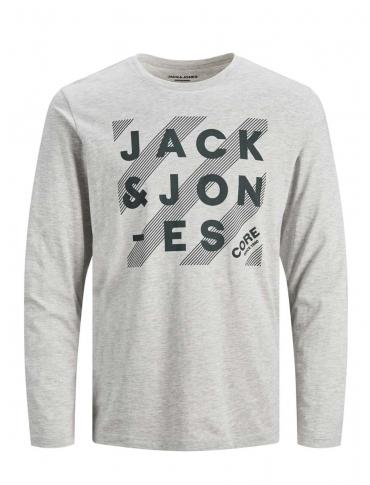 Jack and Jones Hero camiseta blanca manga corta cuello redondo