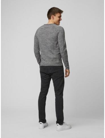Produkt Tori jersey marino manga larga liso cuello redondo