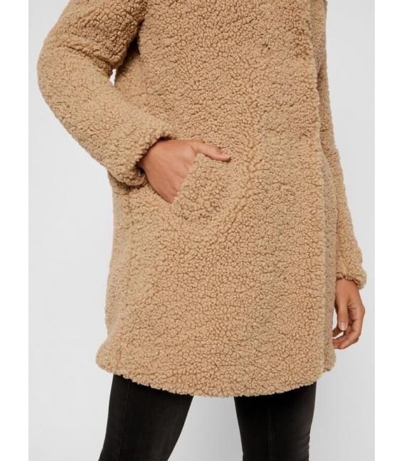 Noisy May Gabi abrigo teddy camel