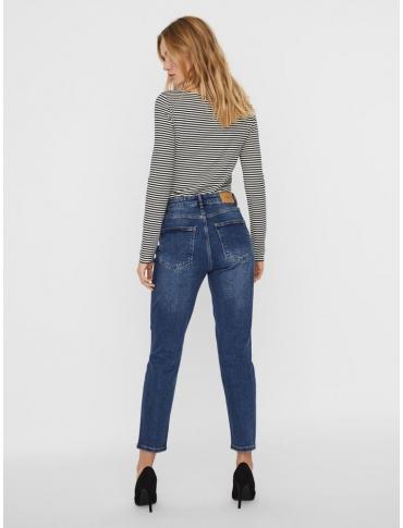 Vero Moda Joana pantalón vaquero denim