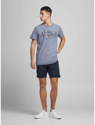 Jack and Jones Rick shorts marino liso