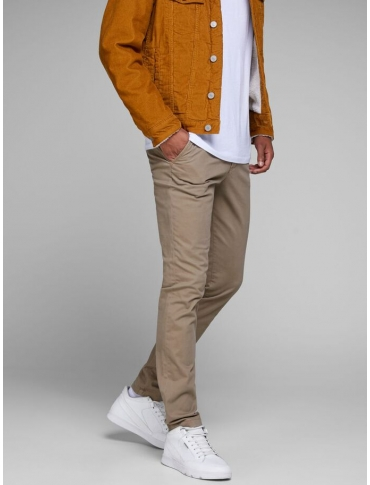 Jack and Jones Marco Pantalón chino beige