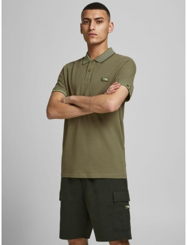 Jack and Jones Change polo verde