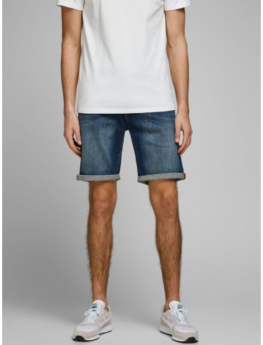 Jack and Jones Rick Short vaquero denim
