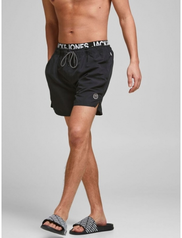 Jack and Jones Bali Bañador negro
