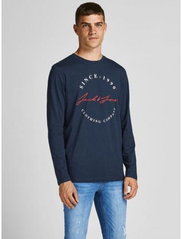 Jack and Jones Herro camiseta marino