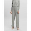 Vero Moda Blossom pantalón gris