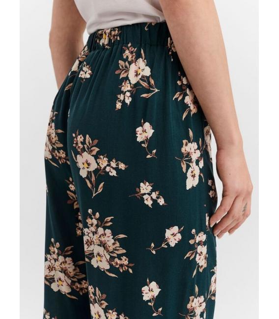 Vero Moda Simply pantalón verde