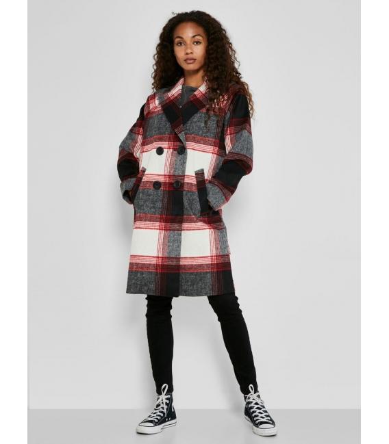 Noisy May Bantu Abrigo largo roja