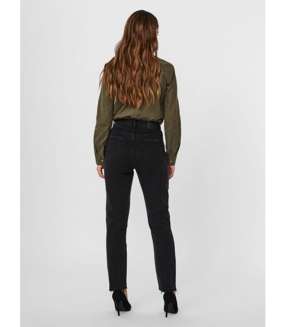 Vero Moda Brenda pantalón vaquero negro