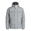 ProduktSon abrigo gris