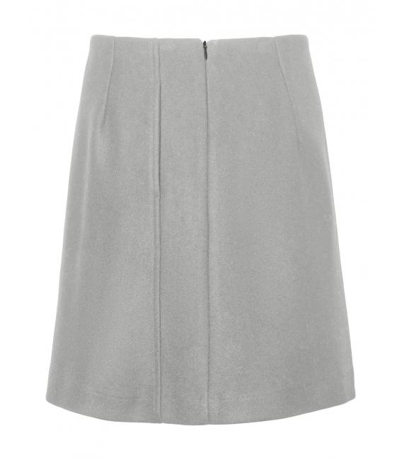 Vero Moda Fortunalli falda gris