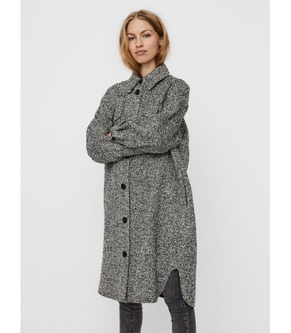 Vero Moda Rosie abrigo negro