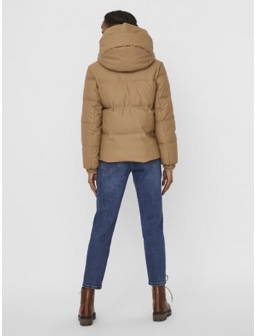 Vero Moda Greta abrigo camel