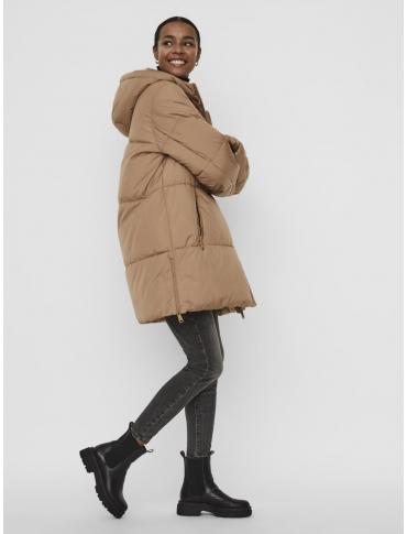 Vero Moda Gemma abrigo camel