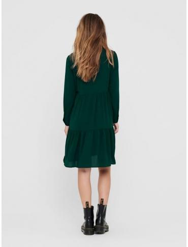 JdY Piper vestido verde