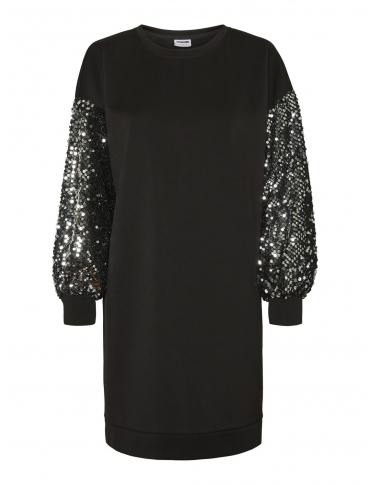 Noisy May Vera vestido negro