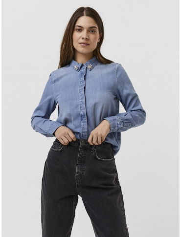 Vero Moda Cindy camisa vaquera denim